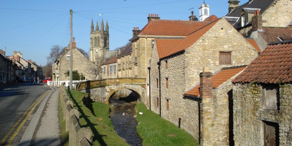 Helmsley Castlegate
